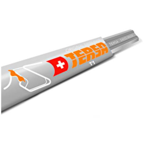 Fer réversible TERSA T1 310 x 10 x 2,3 mm (le fer) - TERSA - T1310 - -