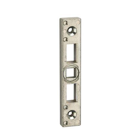 FERCO by THIRARD - Gâche de tringle pour fenêtre 2 vantaux Compatible UNIJET Dim.94x18mm FERCO E-19551-32-0-1