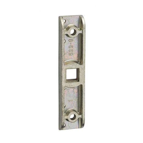 Ferco by Thirard - Gâche de tringle simple pour fenêtre 1 vantail Compatible UNIJET Dim.80x18mm FERCO E-19551-32-0-1