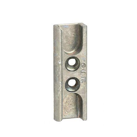 FERCO by THIRARD - Gâche galet latéral en applique pour fenêtre, 54x77mm, Unijet, 9-42301-18-0-1