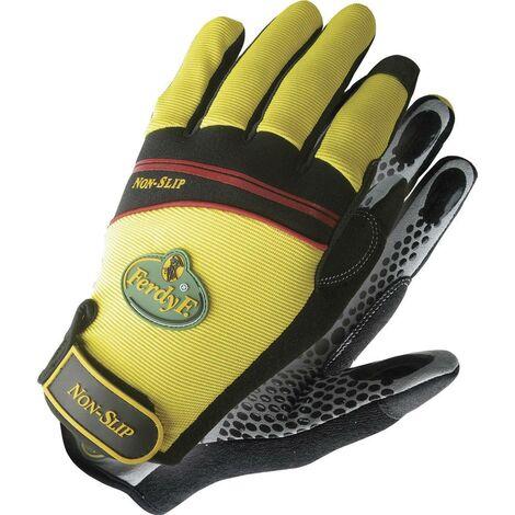 FerdyF. Mechanics Non-slip 1930 Clarino®-Kunstleder Montagehandschuh Größe (Handschuhe): 9, L EN C28237