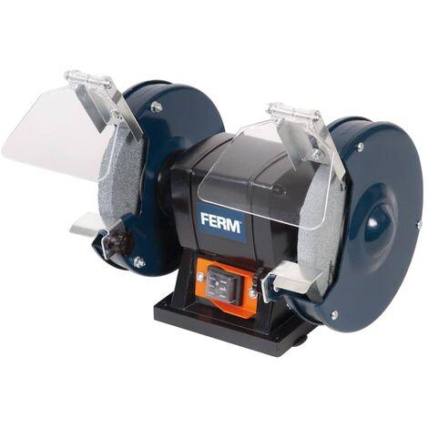 FERM Amoladora de banco 150 W 150 mm BGM1019