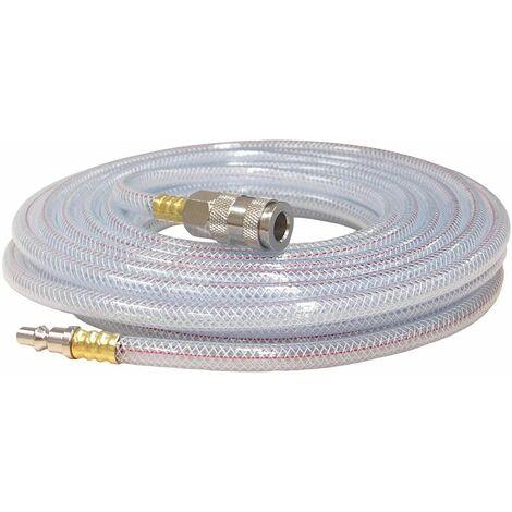 FERM ATA1027 Air hose 10m + couplings