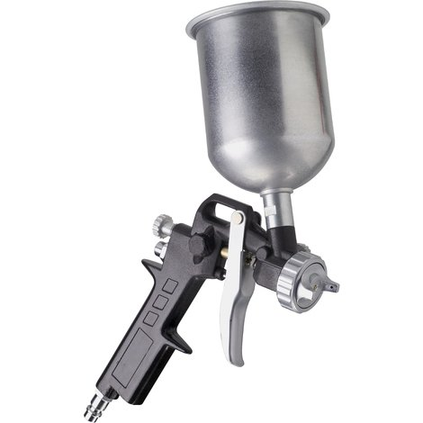 FERM ATM1039 Paint Spray with Top cup - 400cc - 4,5 to 6 bar