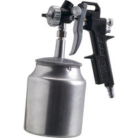 FERM ATM1040 Paint spray with sub cup - 750cc - 4.5 to 6 bar