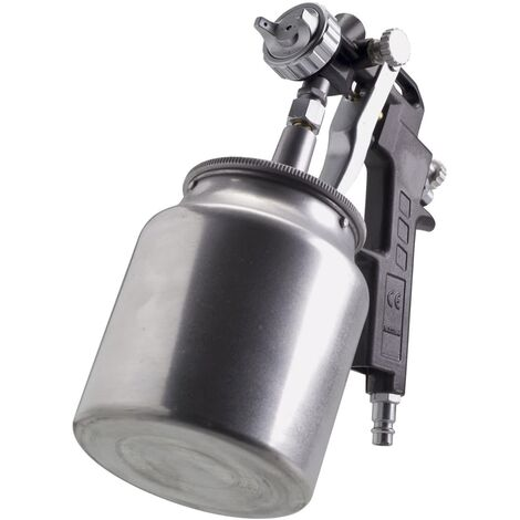 FERM ATM1040 Pistolet à peinture à basse pression