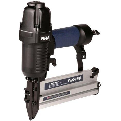 FERM ATM1051 Agrafeuse pneumatique