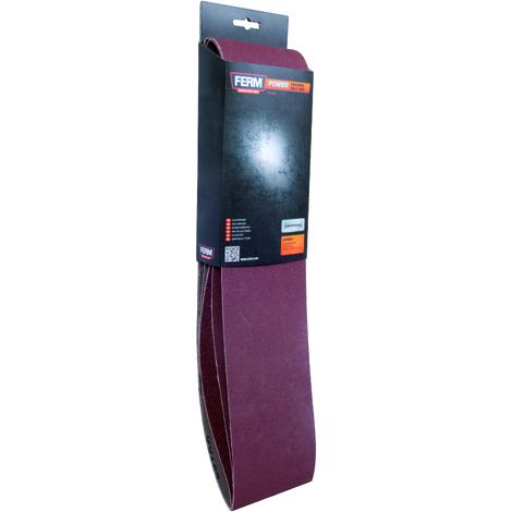 FERM BGA1060 Sanding Belts - 915 x 100 mm - Pack of 1