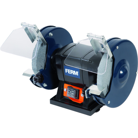 Brilliant Ferm Bgm1019 Bench Grinder 150W 150Mm Incl P36 Und P60 Caraccident5 Cool Chair Designs And Ideas Caraccident5Info