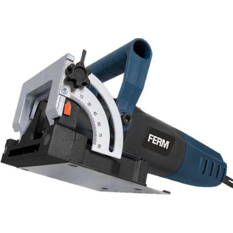 FERM BJM1009 Fraiseuse à lamelles 900W