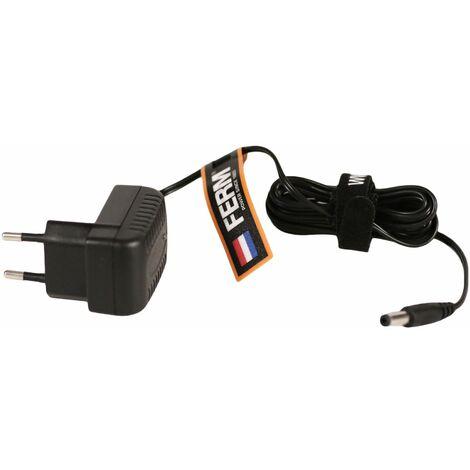 FERM CDA1095 Chargeur 12V pour JSM1026, OTM1006, CTM1016