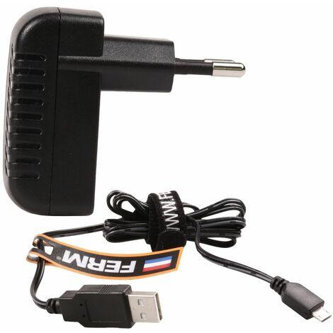 FERM CDA1102 Chargeur 3.6V pour CDM1132