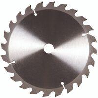 FERM CSA1007 Lame de scie 185mm T24 pour CSM1039