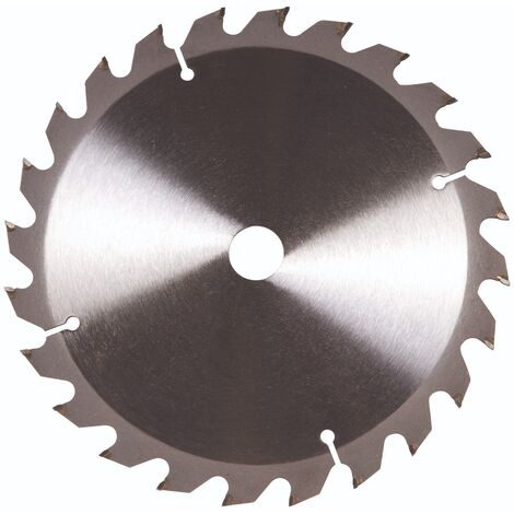"""main image of """"FERM CSA1007 Saw blade 185mm T24 for CSM1033/37"""""""