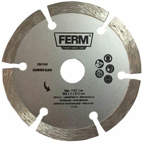 FERM CSA1046 Lame de scie circulaire de précision