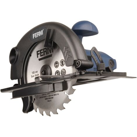 FERM CSM1039 Scie circulaire 1200W - 185mm 185mm