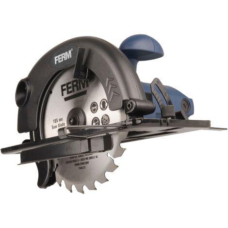 FERM CSM1039 Sierra circular 1200W - 185mm