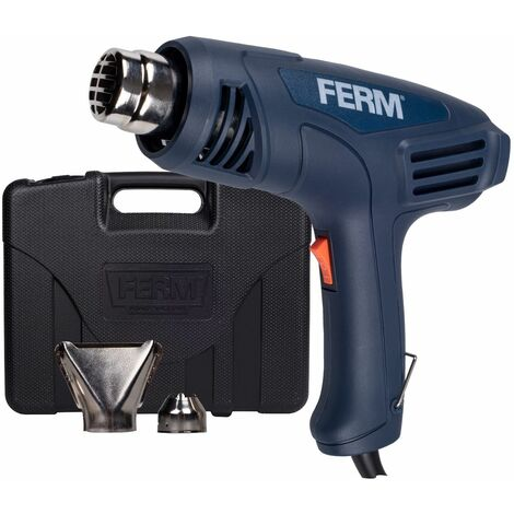FERM HAM1015 Pistola de aire caliente 2000W