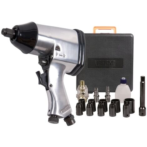 """FERM Impact Wrench 1/2"""" ATM1043"""