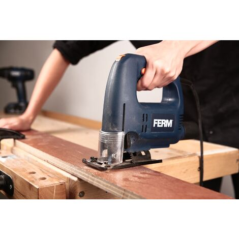 FERM JSM1023 Scie sauteuse 570W