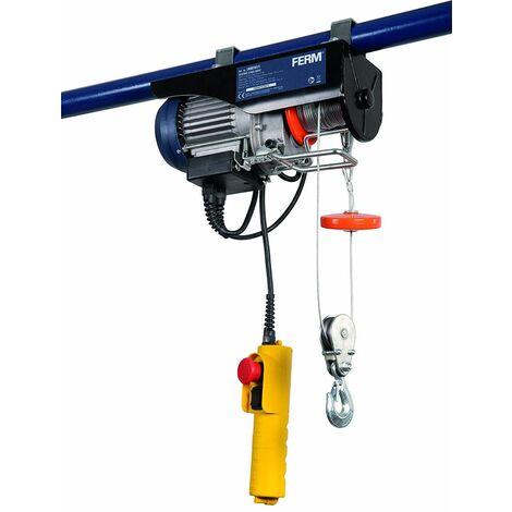 FERM LHM1011 Polipasto de cable elâctrico 500W