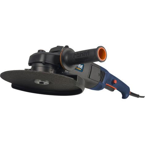 Ferm Meuleuse d'angle, 230mm, AGM1074S - AGM1074S
