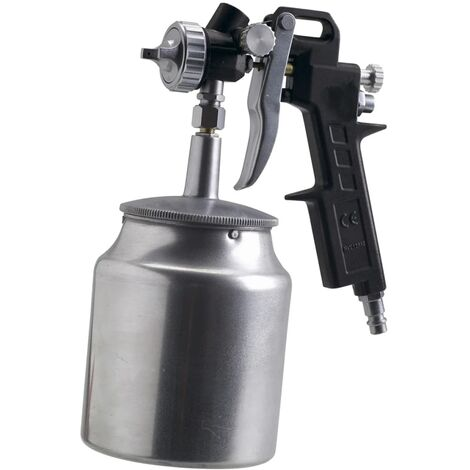 FERM Paint Spray Gun with Siphon Cup ATM1040