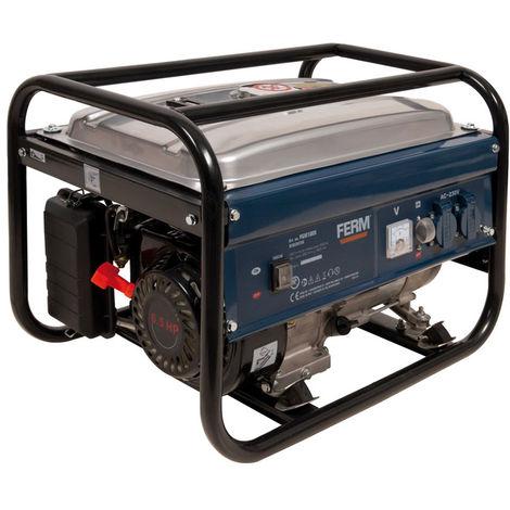Ferm PGM1008 Générateur refroidi à l'air 2000 Watt