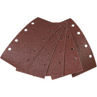 FERM PSA1031 Sandpaper - 2x G80 - 1x G60 - 2x G120