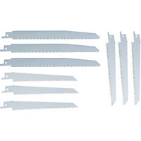 FERM RSA1001 Saw Blade Set- 9pieces