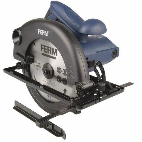 FERM Scie circulaire 185 mm CSM1039