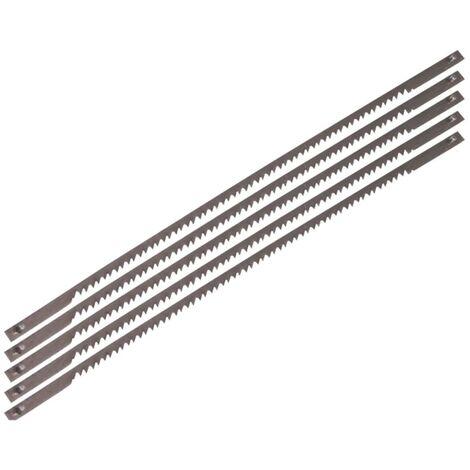 FERM Scroll Saw Blades 5 pcs Steel SSA1003
