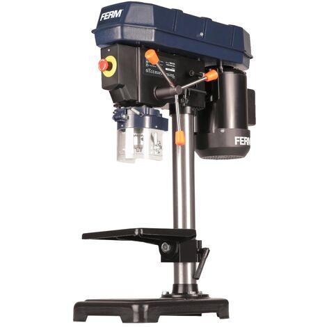 FERM TDM1026 Tischsäulenbohrmaschine 350W 13mm