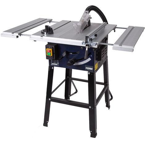 FERM TSM1033 Tischsäge 1800W - 250mm