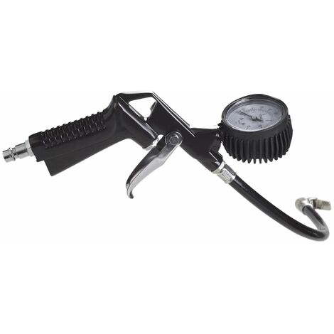 FERM Tyre Inflator with Pressure Gauge ATM1041