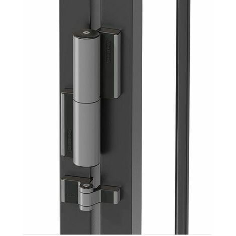 ferme porte charni re 180 avec rappel de fermeture. Black Bedroom Furniture Sets. Home Design Ideas
