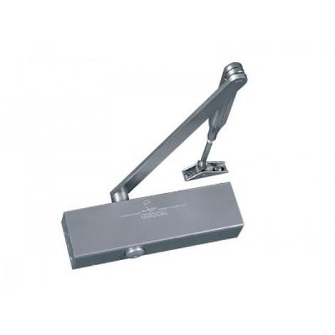 Ferme-porte GR200 Force 2 a 4 - bras compas, idéal extérieur - Coloris argent, blanc ou noir - Garantie 5ans - GEZE FRANCE - GROOM