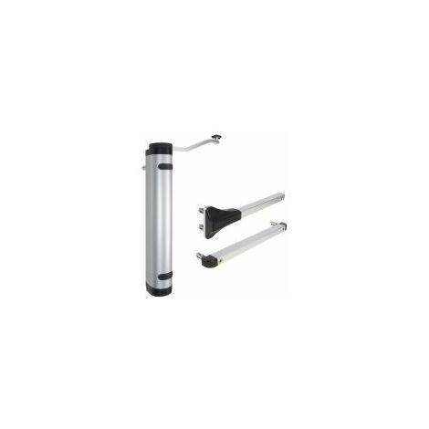 Ferme porte réglable avec bras pour charnière 90° et 180° pour porte jusqu'à 150 Kg - LOCINOX - - VERTICLOSE2.