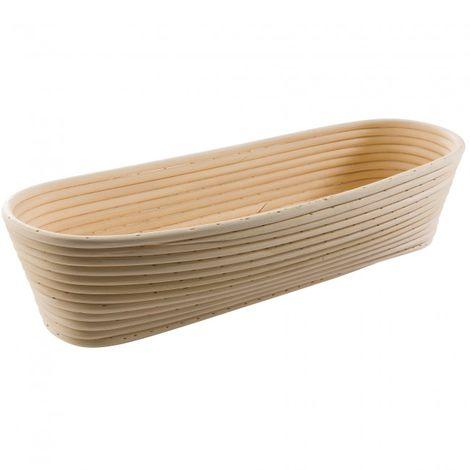 Fermentation Basket 2.0 kg Oval Bread Dough Basket
