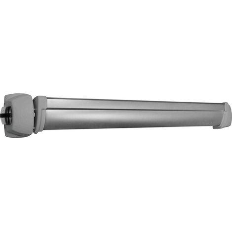 Fermeture anti-panique Fluid 1 point latéral coupe-feu JPM 900mm - alu anodisé - FL1090-01-0A