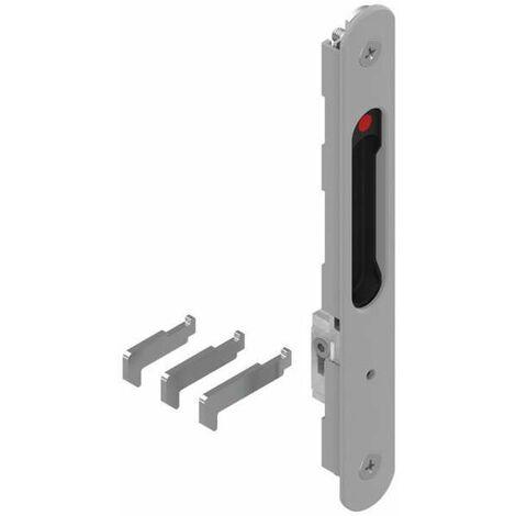 Fermeture encastrée simple SILÈNE rénovation Aluminium - La croisée DS