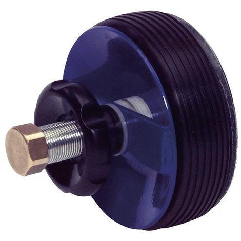 Fermeture mécanique des tuyaux NW 100mm