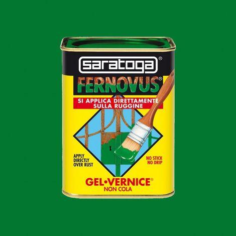 Fernovus brillante 750ml smalto formula gel diretto su ruggine