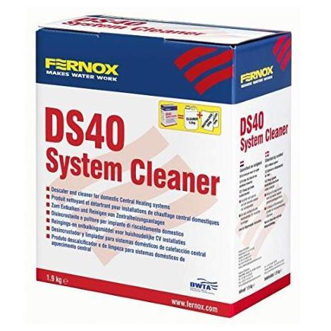 Fernox DS-40 Descaler and Cleanser (1.9KG)