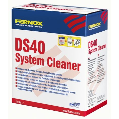 Fernox DS-40 System Cleaner (61102)
