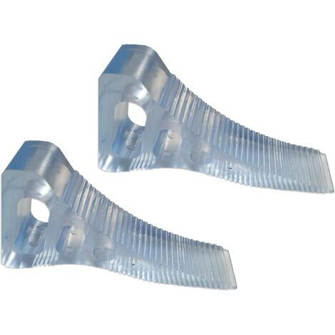 Ferpasa - Tope, Retenedor (Multicuña) 2 unidades