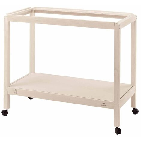 Ferplast Birdcage Stand for Giulietta 6 White 81x41x70 cm 90106000
