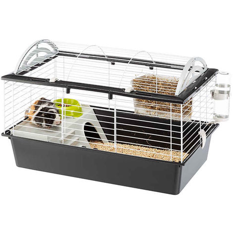 Ferplast - Cage Casita 80 pour Grands Rongeurs - 78cm