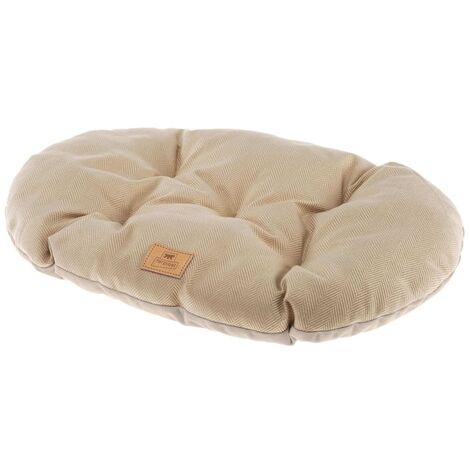 Ferplast Cojín para perros y gatos Stuart 65/6 beige - Beige