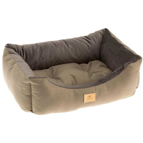 Ferplast Dog and Cat Bed Chester 50 Brown - Brown